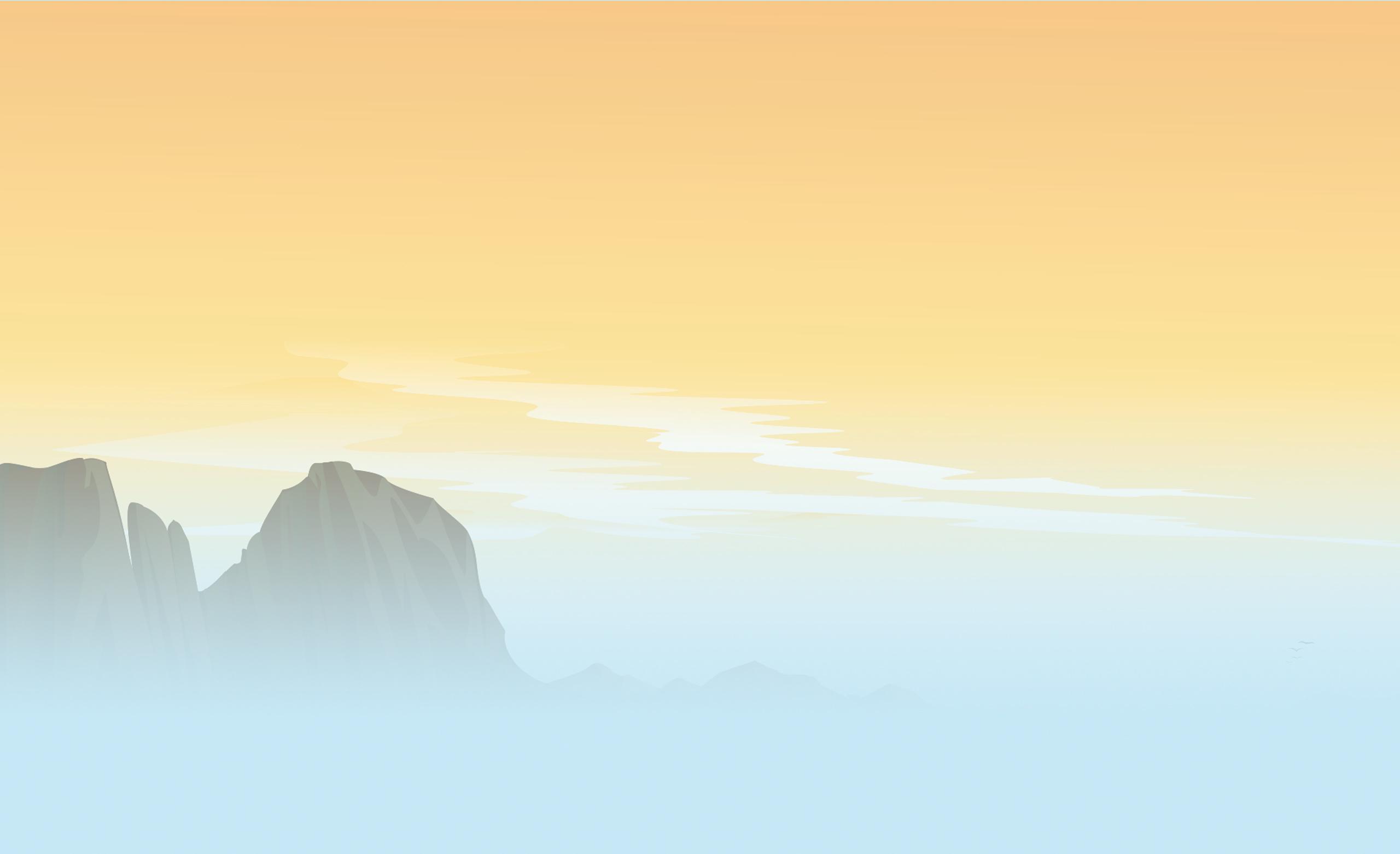 Landschaft Hintergrund