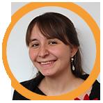 Daniela Karl (hörend)  Arbeitsassistenz, Projektmitarbeiterin