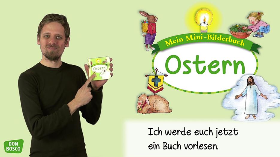 Mein Mini-Bilderbuch Ostern